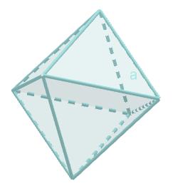 Poliedri Oktaedar