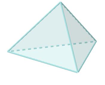 Poliedri Tetraedar